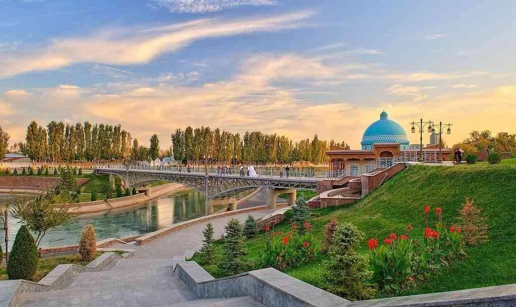 السياحة في طشقند اوزبكستان