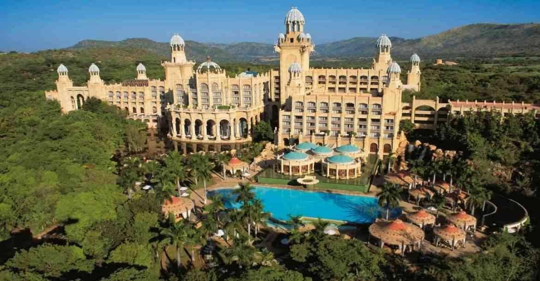 السياحة في صن سيتي جنوب افريقيا