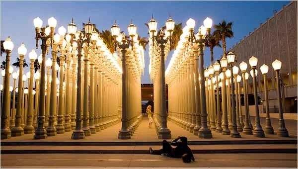 """"""" متحف لوس أنجلوس للفنون Los Angeles County Museum of Art """" .."""