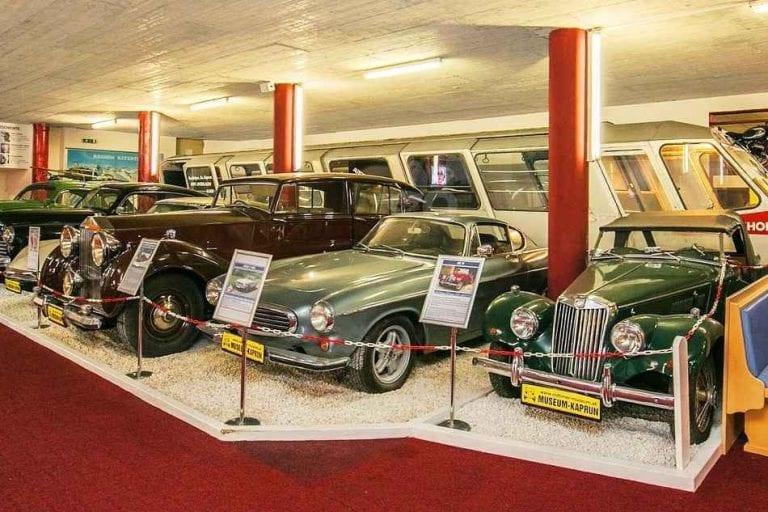 متحف فوتر للسيارات - المتاحف في زيلامسي ZELL AM SEE