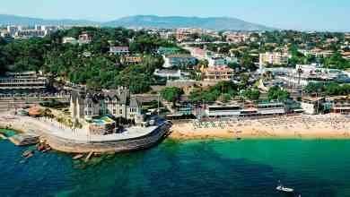 السياحة في كاشكايش البرتغال