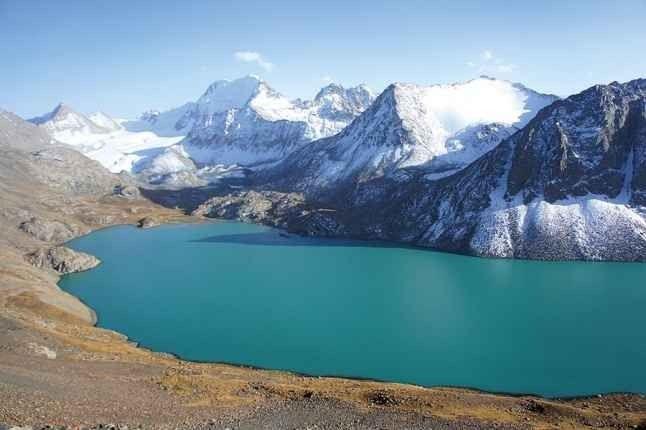 """- اليوم الثانى زيارة """" شلال بيلوغوركا - بحيرة سونغ كول """" .."""