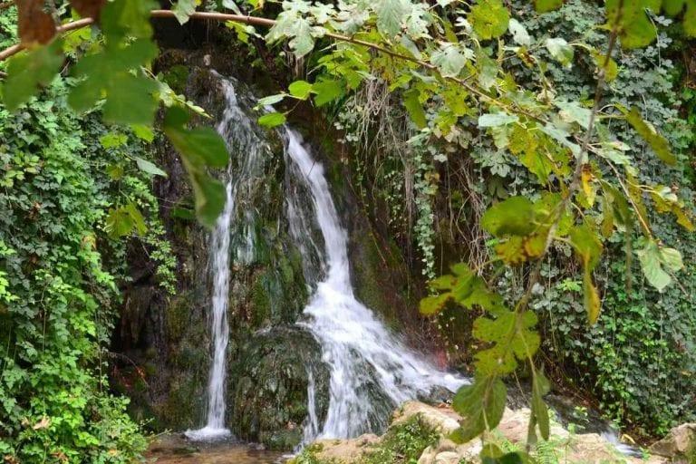 """"""" شلالات عجلونAjloun falls """" .. اجمل اماكن السياحة في عجلون الاردن .."""