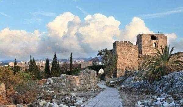 متحف جبيل الأثرى Museum of Byblos