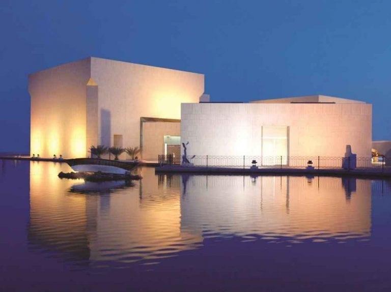 متحف البحرين الوطني- منتزهات عائلية في البحرين Bahrain