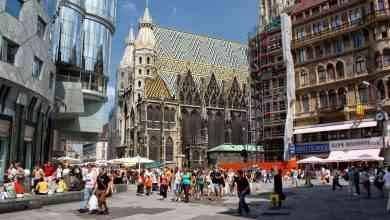 برنامج سياحي في فيينا