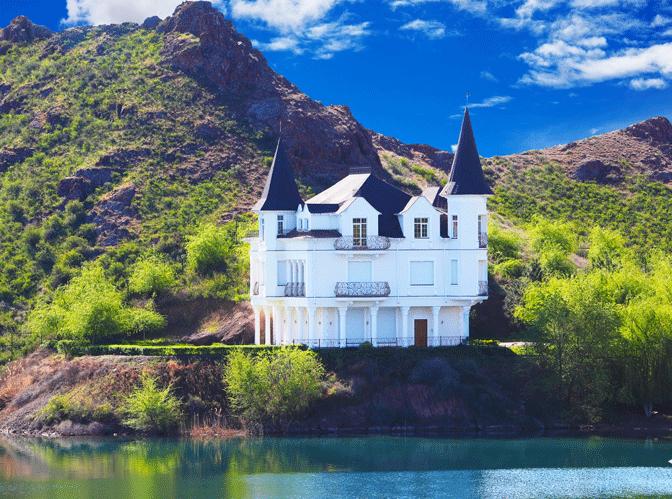 """""""الجبال""""..أهم اماكن السياحة في الماتى كازاخستان.."""