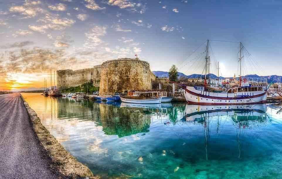 برنامج سياحي في قبرص