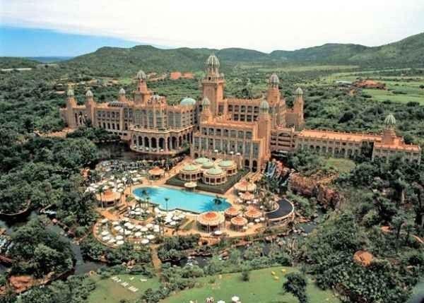إليك..أهم معالم السياحة في صن سيتي جنوب افريقيا...
