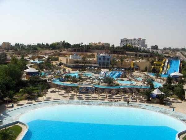 """""""الحديقة المائية""""..واحدة من اهم معالم السياحة في طشقند.."""