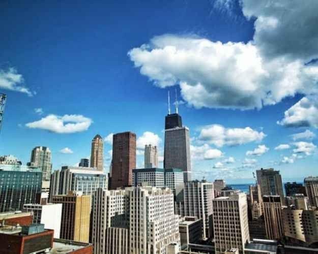 برنامج سياحي في شيكاغو
