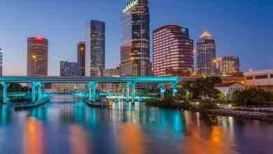 برنامج سياحي في فلوريدا