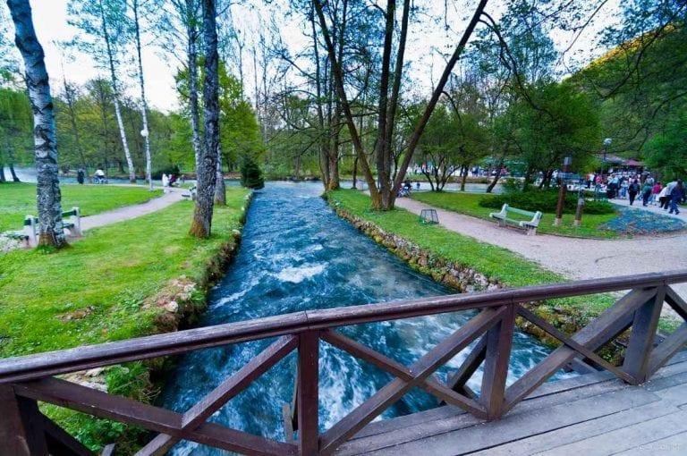 حديقة ربيع البوسنة في سراييفو ..منتزهات في سراييفو Sarajevo