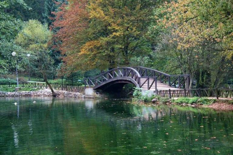 منتزهات في سراييفو