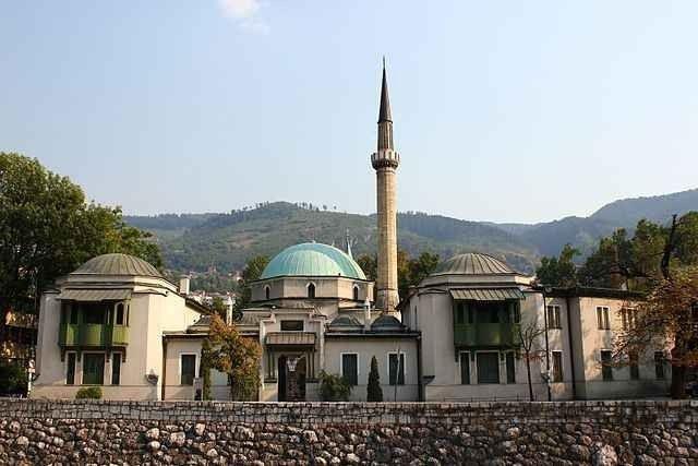 مسجد الغازى خسرو بيك