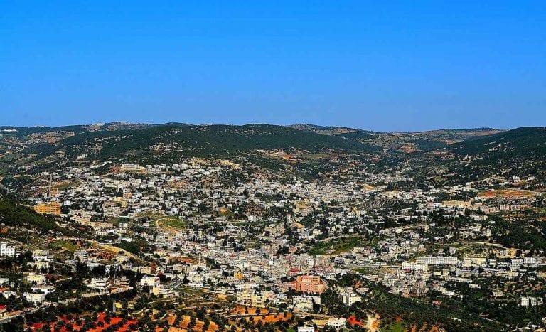 """الاماكن السياحية في عجلون الاردن .. """" قرى عجلونAjloun villages"""" .."""