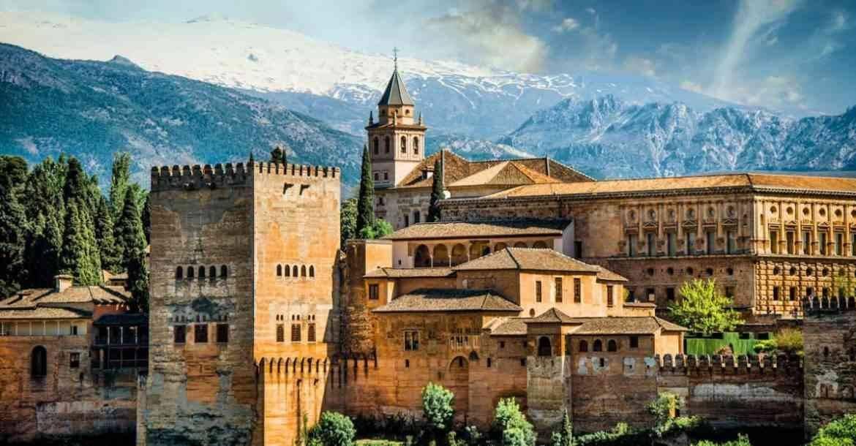 برنامج سياحي عائلي في اسبانيا