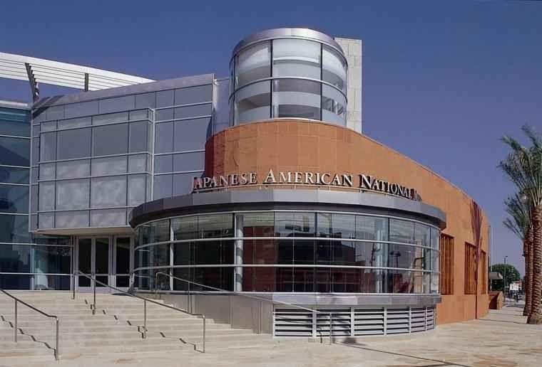 """ المتحف الامريكى اليابانى Japanese American National Museum "".."
