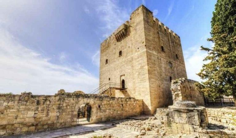 قلعة كولوسى