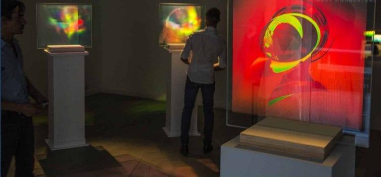 """ متحف الهولوغرافى Lebanon's holography museum "" .."