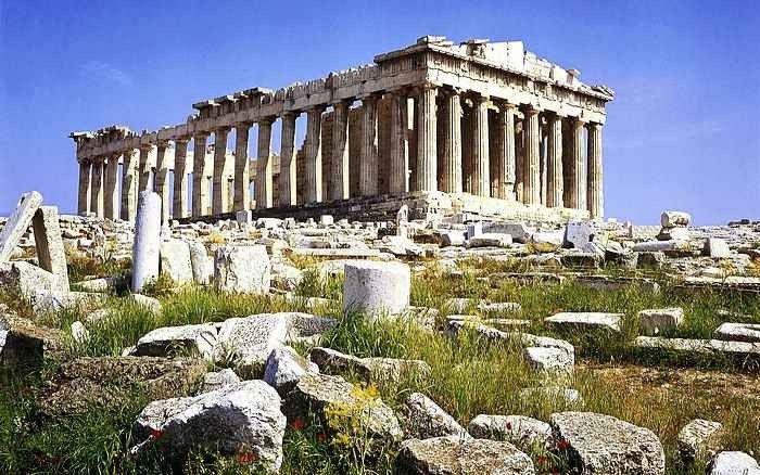 زيارة أثينا