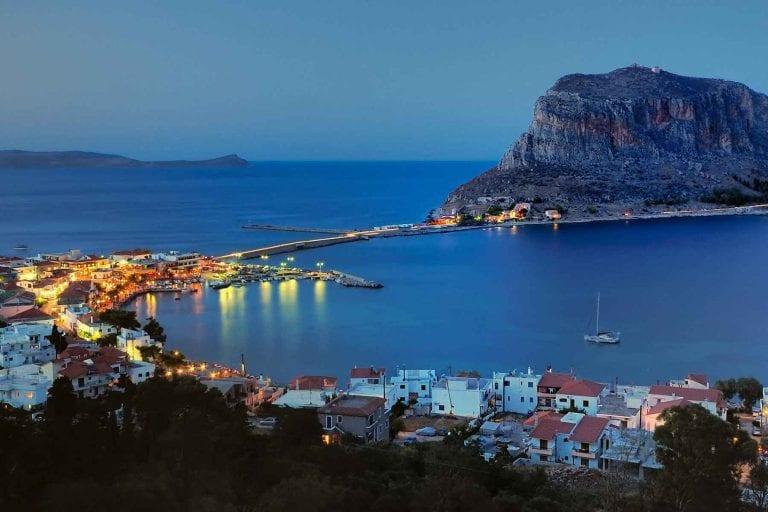 برنامج سياحي في اليونان