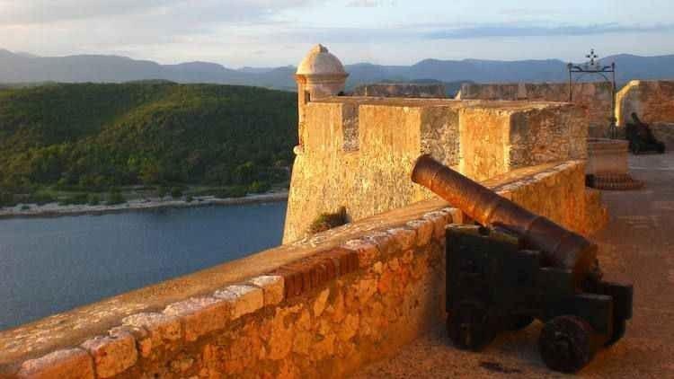 قلعة سانتياغو