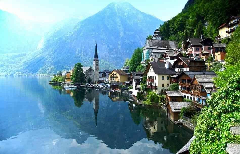 برنامج سياحي في النمسا لمدة 7 ايام 1