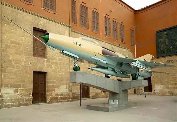 المتحف الحربي بالقلعة