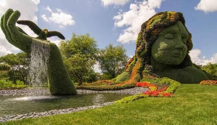حديقة مونتريال النباتية