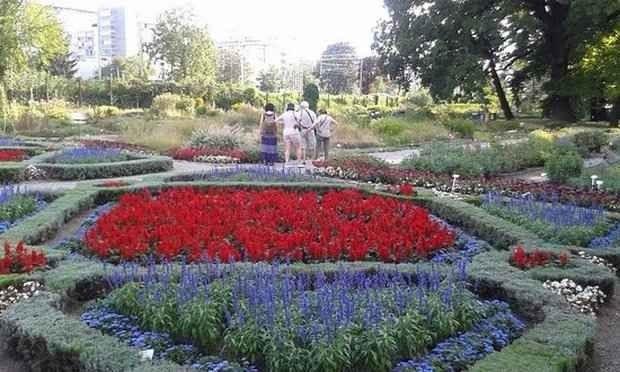 حديقة زغرب النباتية