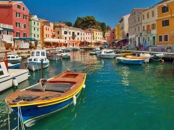 برنامج سياحي في كرواتيا
