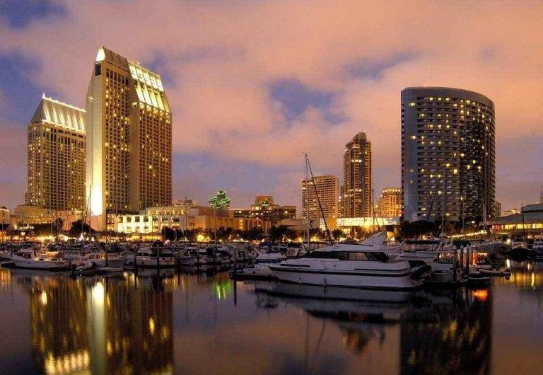 مدينة سان دييغو