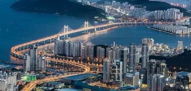 برنامج سياحي في كوريا الجنوبية لمدة 7 أيام 1