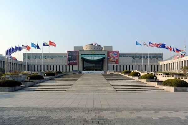 المتحف الحربي الكوري