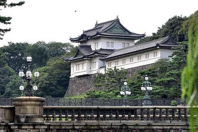 قصر طوكيو الإمبراطوري