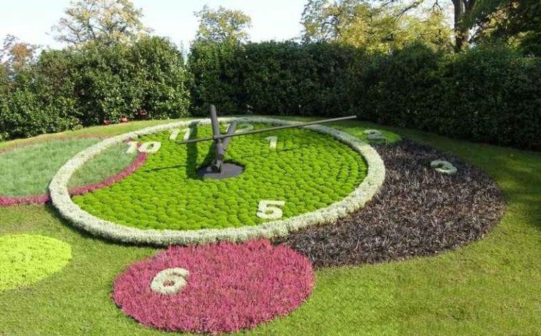 الحديقة الإنجليزية في جنيف