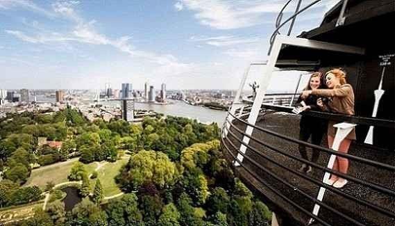 برج يوروماست روتردام