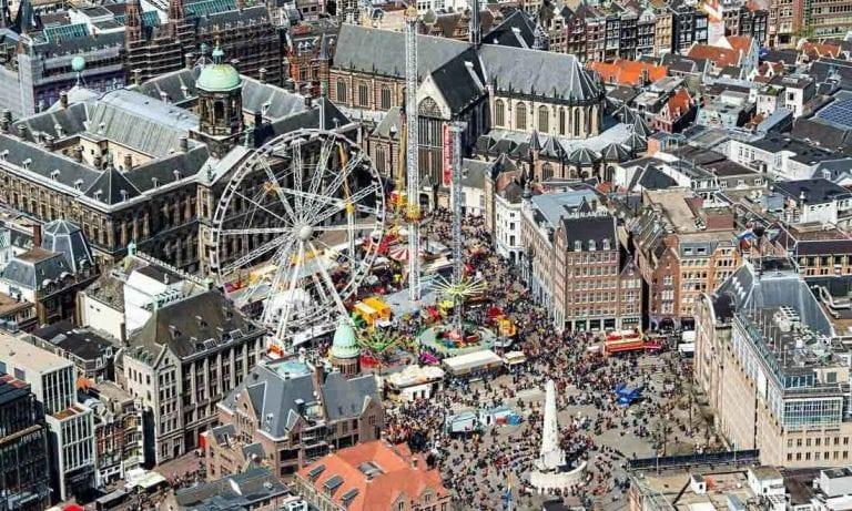 برنامج سياحي في هولندا