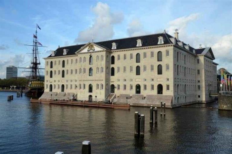 هولندا – المتحف البحري