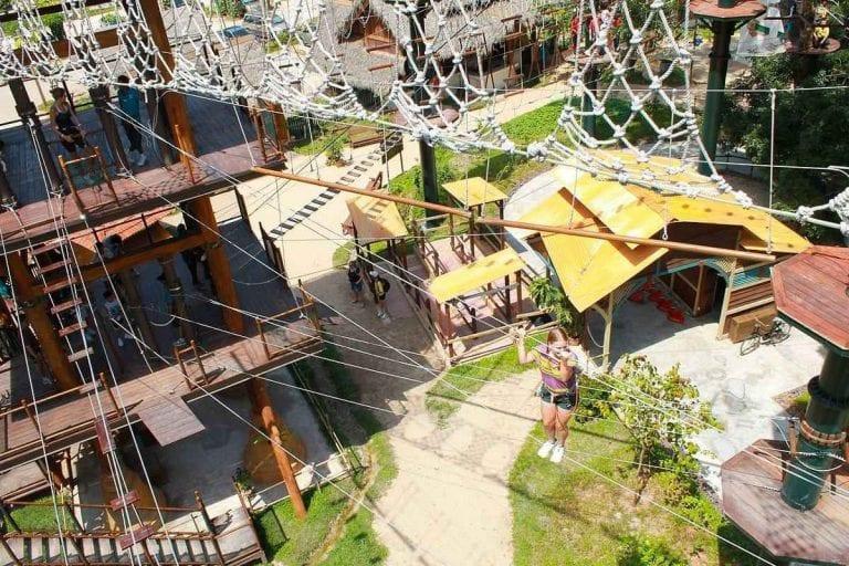 لعبة مغامرات الهروب في بينانج