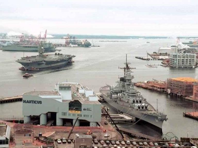 متحف naval