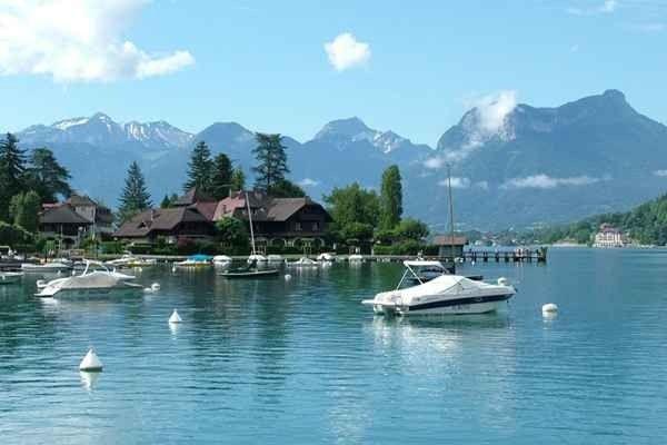 بحيرة أنسي