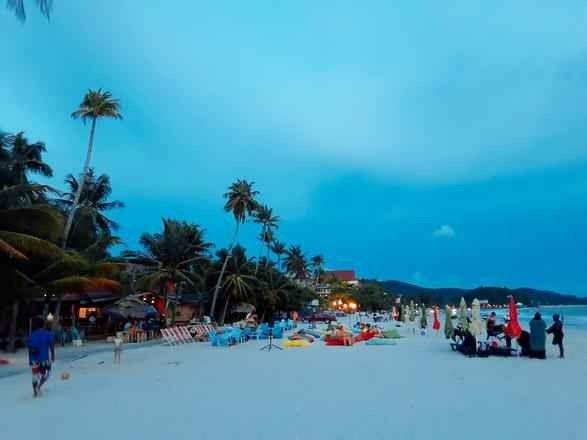 شاطئ سينانج لينكاوي