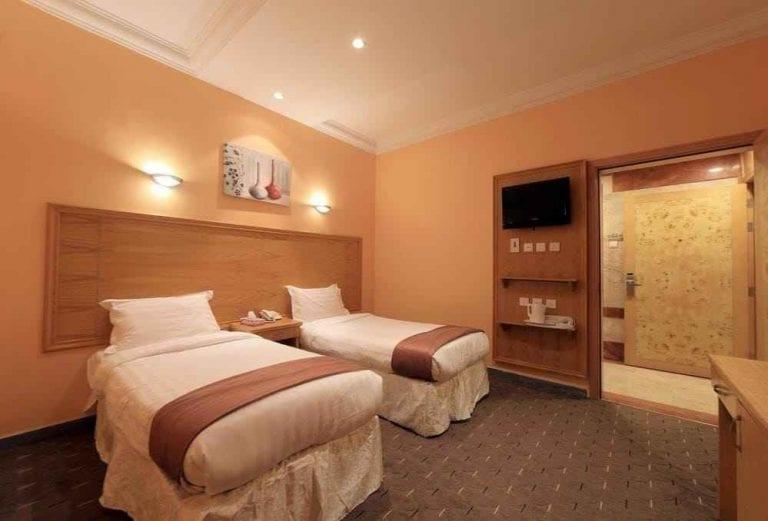 فندق سنود العزيزية