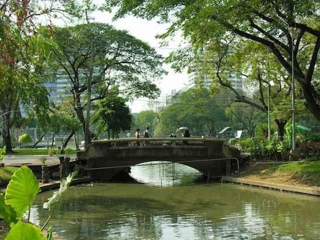 حديقة لومبيني