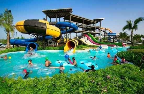حديقة الجبل الأسود المائية