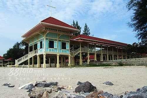 قصر تشا آم Maruekhathaiyawan