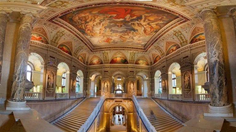 متحف التاريخ الطبيعي في فيينا