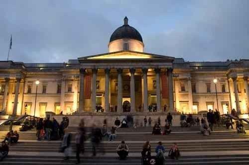 المتحف الوطني داخل لندن